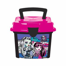 Mini Box Monster High Plasútil