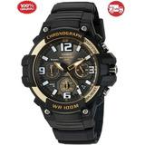 Casio Reloj Hombre Heavy Duty Cronógrafo New Regalo Lentes