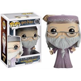 Boneco Funko Pop Harry Potter - Albus Dumbledore Nº15