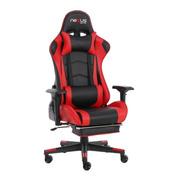 Cadeira Nexus Scorpion D418-dr Gamer Pro Preto E Vermelho