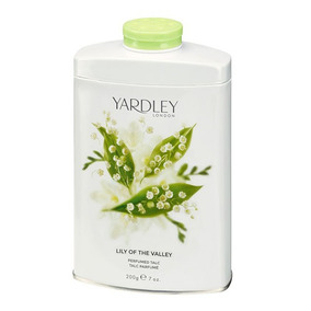 Talco Yardley - Lily Of The Valley Perfumed 200g