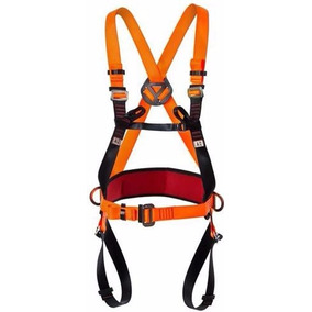 Cinturão Paraquedista Abdominal Com Regulagem Total Mult2010
