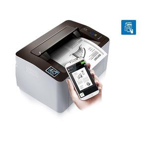 Impressora Samsung Ml-2020w Laser Monocromática Wifi - 220v