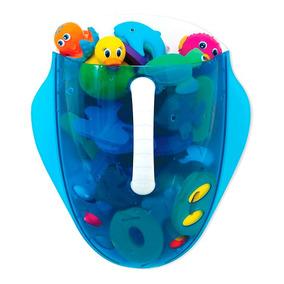 Recolector Organizador De Juguetes Baño Bañera Bebe Munchkin
