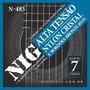 Cordas Violão Nylon Nig N485 7 Cordas