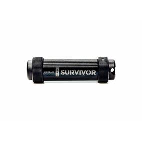 Pen Drive 64 Gb Corsair Survivor Stealth Usb 3.0 Novo Lacrad