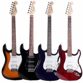 Guitarra Shelter Strato California Standard 25 Ssh Calstd25