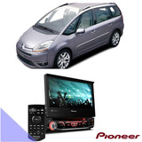 Dvd Retrátil Avh-3880 Pioneer Citroen C4 Picasso+ Interface