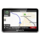 Gps Automotivo Tela 4.3 Navicity Nav400 Atualizado S/caix