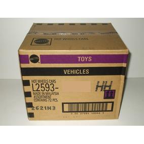 Pack 5 Cajas Cerradas Hot Whells Originales - Lote X 360u