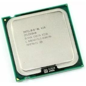 Intel Celeron Sl9xn Dual Core, 1.80ghz Socket 775.