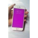 Iphone 6s 16 Gbs Color Plateado Usado