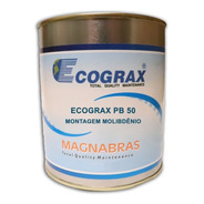 Graxa  De Molibdênio 70% Ecograx Pb50 - 500g