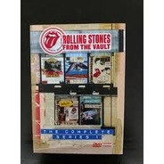 Dvd Box Rolling Stones From The Va