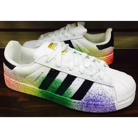 adidas superstar arcoiris