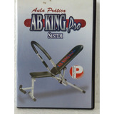 Dvd Aula Pratica Ab King Pro System - Polishop