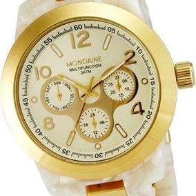 319f89802da Relógio Mondaine Absolut Prata Garantia 7 Meses 94291lomgne2 ...