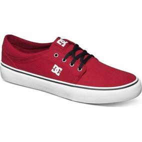 Tenis Dc Shoes Trase Textil Tallas 28cm Y 30cm