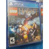 Lego Hobbit Para Ps4, Nuevo.
