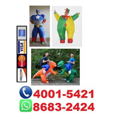 Disfraz Personal, Inflable, Traje, Catering, Eventos, Fiesta