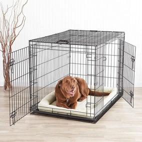 Corral Cajón Tipo Jaula Plegable Para El Perro De Metal