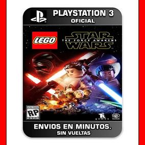 Lego Star Wars Ps3 Digital The Force Awakens Reputacion