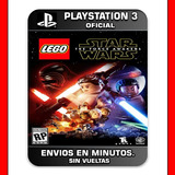 Lego Star Wars Ps3 Digital The Force Awakens Reputacion
