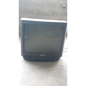 Televisor Sony Trinitron 21pulg Kv-20s20 Funcionando