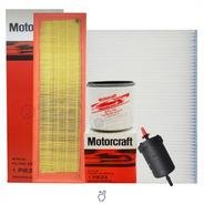Kit 4 Filtros Completo - Ford Fiesta 1 Rocam 1.6 02/14