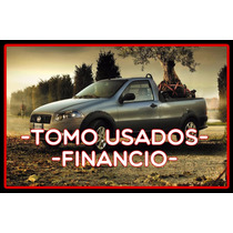 Fiat Strada Adventure Doble Cabina Simple No Diesel Working
