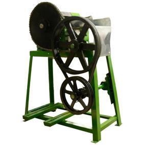 Trapiche Caña Azucar Ecomaqmx Motor Electrico 2hp 400kg/hr