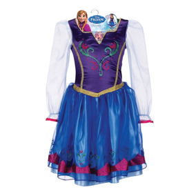 Disney Congelado Vestido Encantador - Anna