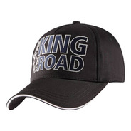 Boné Scania Preto - Modelo King Of The Road (rei Da Estrada)