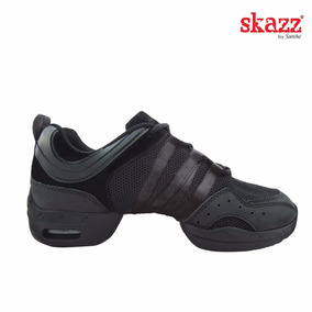 Zapatillas Sansha Tutto Nero Originales! Para Danza Y Jazz!