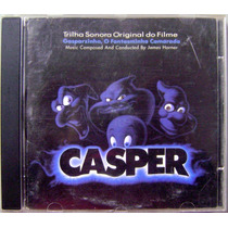 Cd Trilha Sonora Original Filme Gasparzinho By James Horner