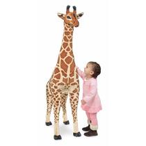 Jirafa Peluche Gigante Jumbo Para Bebes Ninos Melissa & Doug