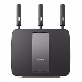 Roteador Wifi Wireless Lan Linksys Ea9200 Ac3200 Tri-band