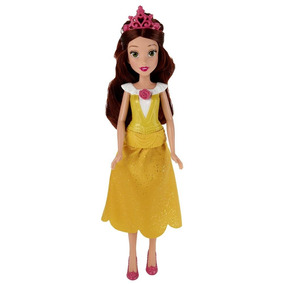 Boneca Disney Princess Princesa Bela Bella - Hasbro Original