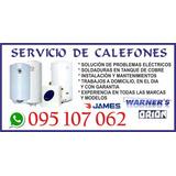 Reparación Y Venta De Calefones Usados C/garantia 095107062