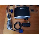 Mini Proyector Star View Tv Hdmi Usb Sd Receptor Tv Hd
