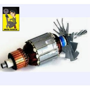 Induzido/rotor Serra Tico Tico Makita 4300ba/bv