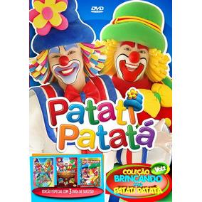 Patati Patatá: Coleção Brincando Com Patati Patatá Vol.