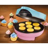 Kit Cupcake Rosa Y Azul Nostalgia Electrics