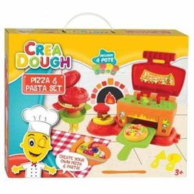 Brinquedo Massinha Festa Da Pizza Play-doh Educativo Criança
