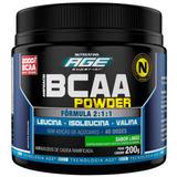 Bcaa Powder - 200g - Nutrilatina