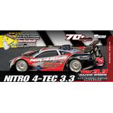 Rc Traxxas Nitro4-tec