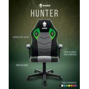 Cadeira Gamer Hunter - Eg-901 - Evolut - Lançamento Top
