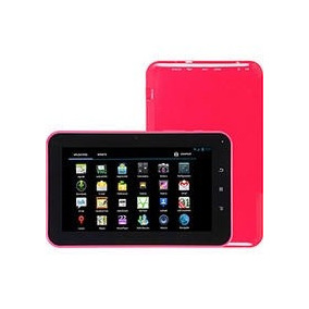 Tablet Lenoxx Tb100 Android 4.0, Wi-fi, 8gb, 7 Rosa