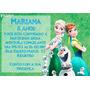 100 Convites Personalizados Para Aniversarios, Chá, Infantil