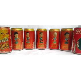 Coca Cola 7 Latas - Cabezones Veron Ortega Gallardo Berisso